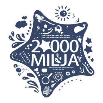 20000 Leagues Marine Explorers Society NGO Logo - Društvo istraživača mora 20000 Milja