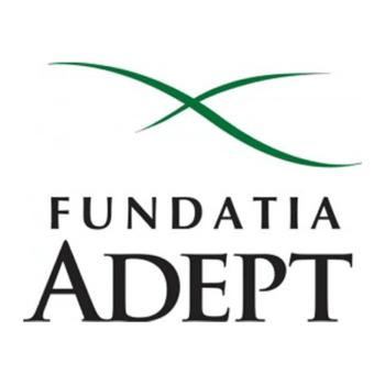 Fundatia Adept NGO Logo