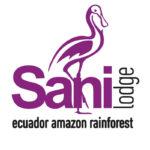 Sani Lodge Logo - ecuador amazon rainforest