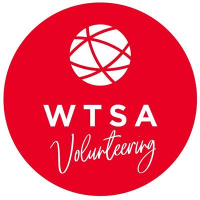 WTSA (Work Travel South Africa) Volunteering Logo